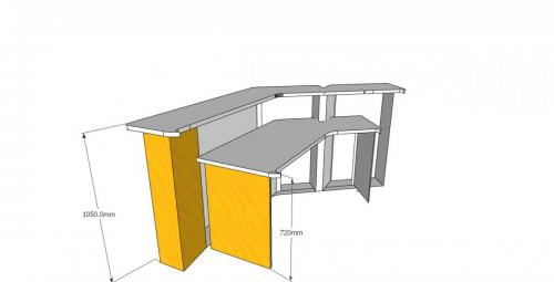 RECPETION desk2